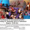 noch 12 Tage: Tanzfestival mit Gaumeisterschaften beim SV Tiefenbach