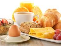Seniorenfrühstück am Wandertag