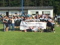 Gratulation unserer Frauenmannschaft zur Rheinlandmeisterschaft