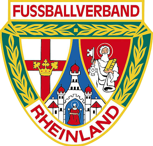Fussballverband Rheinland Logo